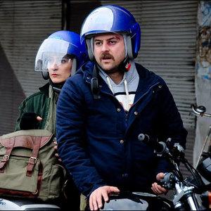 هومن سیدی و سهیلا گلستانی در فیلم بوفالو