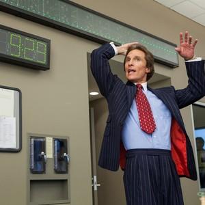 متیو مک کانهی در فیلم «گرگ وال استریت»(The Wolf of Wall Street)