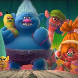 انیمیشن فیلم «ترول ها»(trolls)