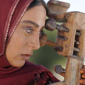 حمیرا ریاضی در فیلم شرفناز