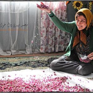 مهتاب کرامتی در نمایی از فیلم «ماجان» ساخته رحمان سیفی آزاد