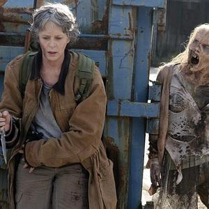 ملیسا مک براید در سریال «مردگان متحرک» (The Walking Dead)