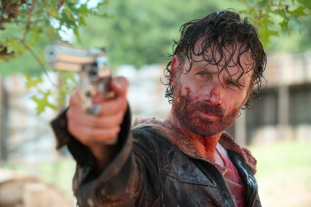 اندرو لینکلن سریال «مردگان متحرک» (The Walking Dead)