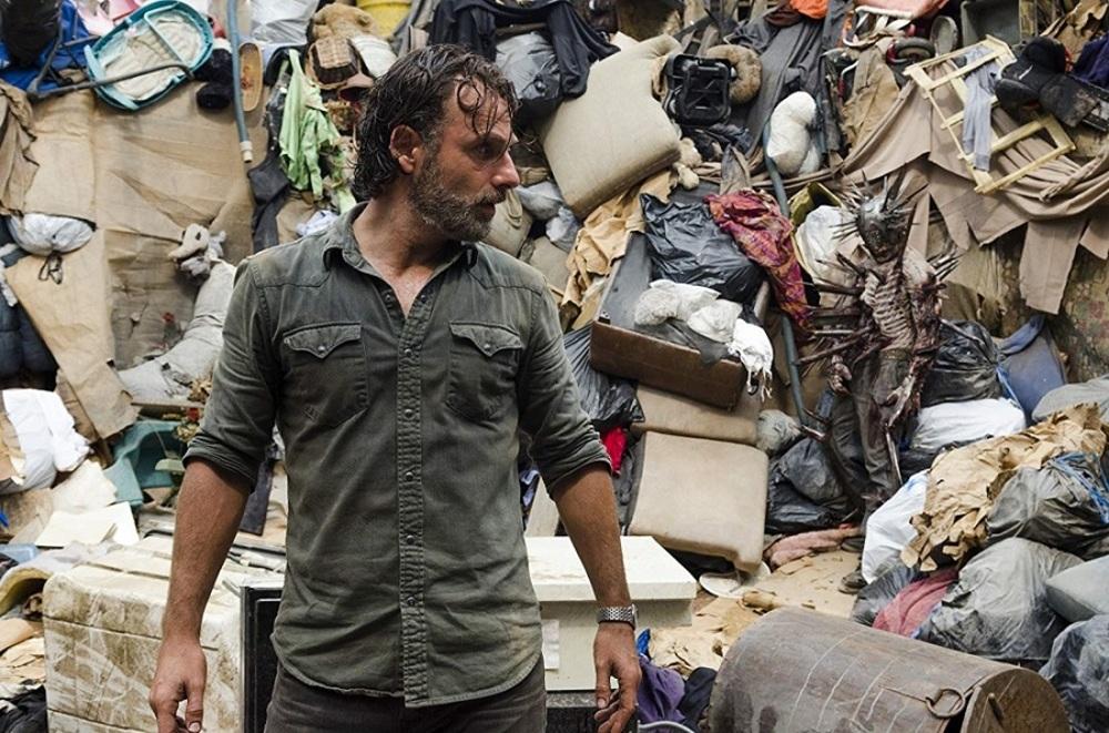 اندرو لینکلن  در سریال «مردگان متحرک» (The Walking Dead)