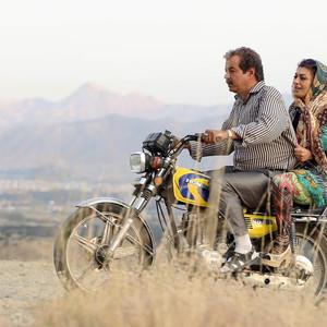 سعید آقاخانی و یکتا ناصر در فیلم «رحمان 1400»