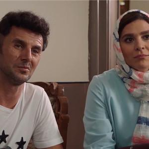 امین حیایی و سحر دولتشاهی در قسمت 20 سریال «ساخت ایران2»