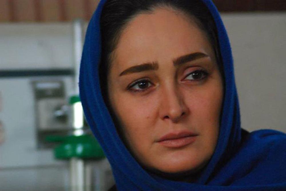 الهام حمیدی در فیلم «ما همه گناهکاریم»