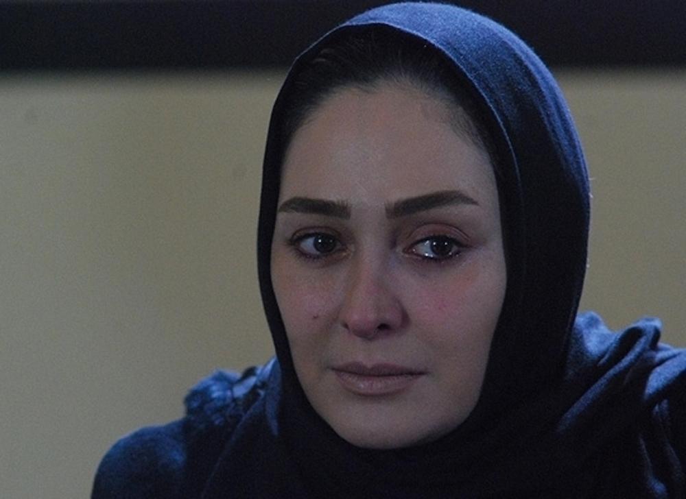 الهام حمیدی در نمایی از فیلم «ما همه گناهکاریم»