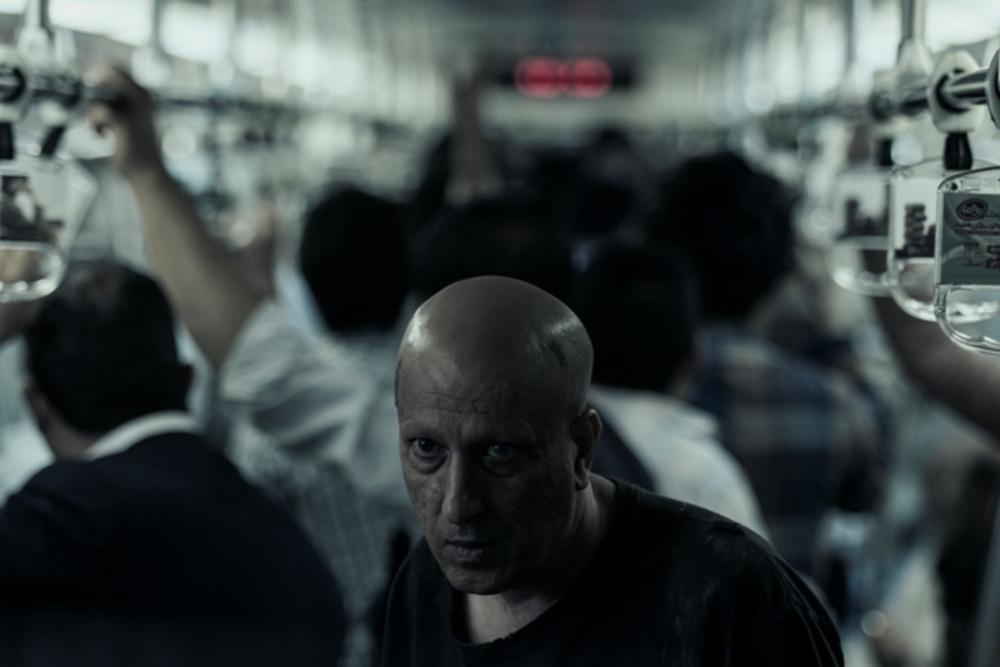 سیامک صفری در فیلم اعترافات ذهن خطرناک من