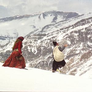 فیلم سینمایی «مرثیه برف»