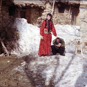 نمایی از فیلم «مرثیه برف»