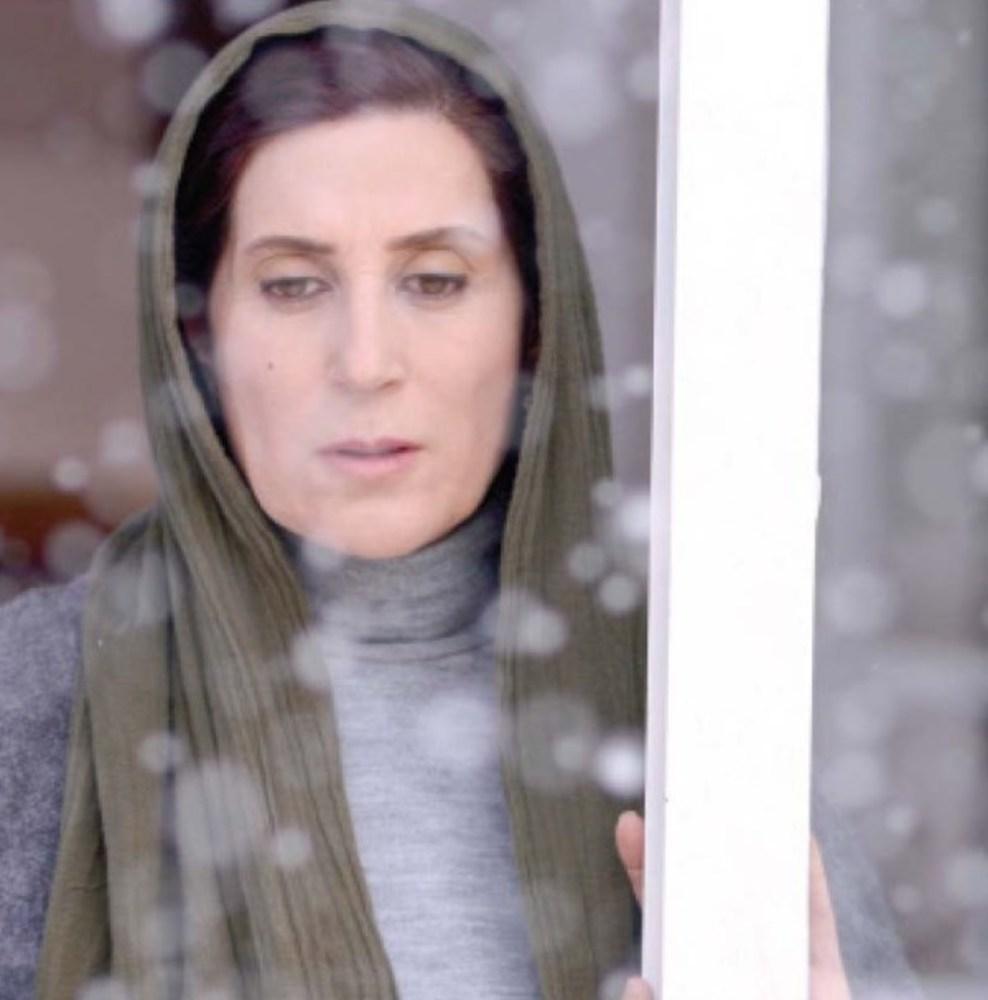 فاطمه معتمد آریا در فیلم بهمن