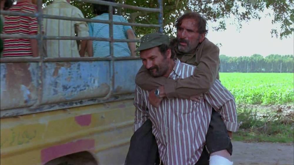 فیلم «آواز گنجشک ها» ساخته مجید مجیدی