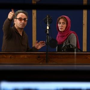 مهسا کرامتی و حمید فرخ نژاد  در فیلم چاقی