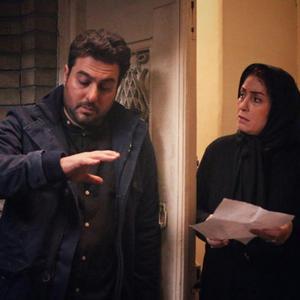 فیلم «ایستگاه اتمسفر» با بازی محسن کیایی و ژاله صامتی