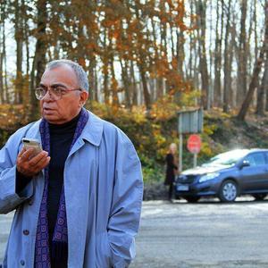 مسعود فروتن در فیلم «شنل»