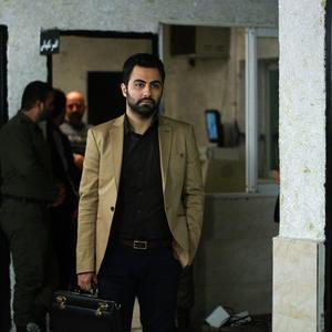 بابک انصاری در فیلم سینمایی «شنل»