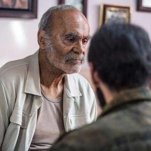 جمشید هاشم پور در فیلم «انزوا»