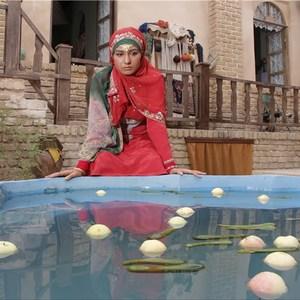 ونوس حسن کانلی در فیلم «تا آمدن احمد»