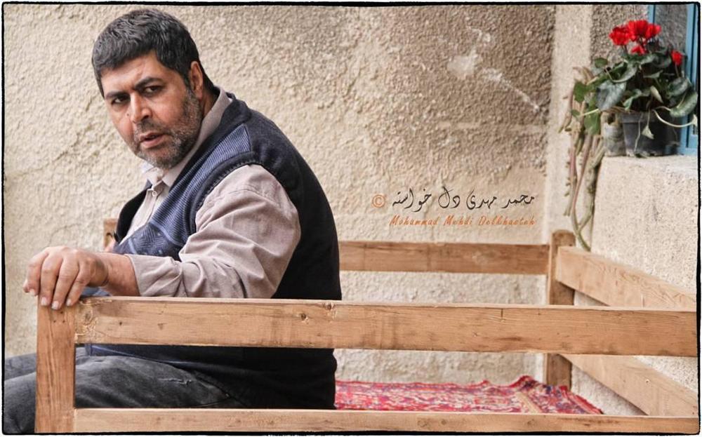 فرهاد اصلانی در فیلم «ماجان» ساخته رحمان سیفی آزاد