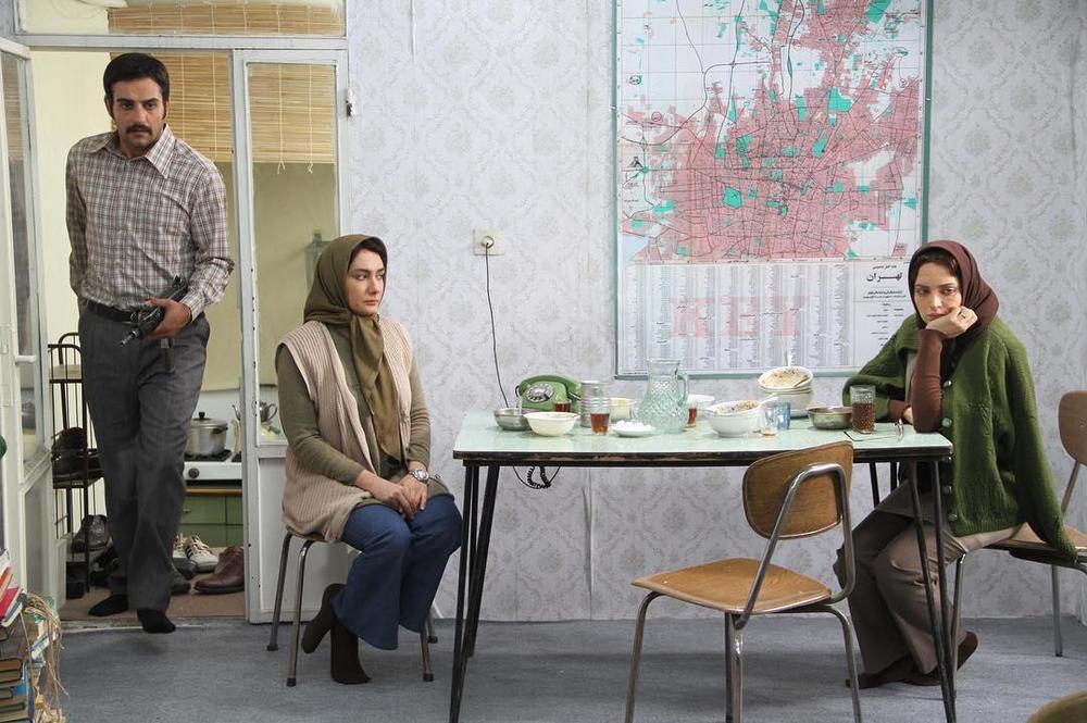 هانیه توسلی، بهنوش طباطبایی و حامد کمیلی در فیلم سینمایی «سیانور»