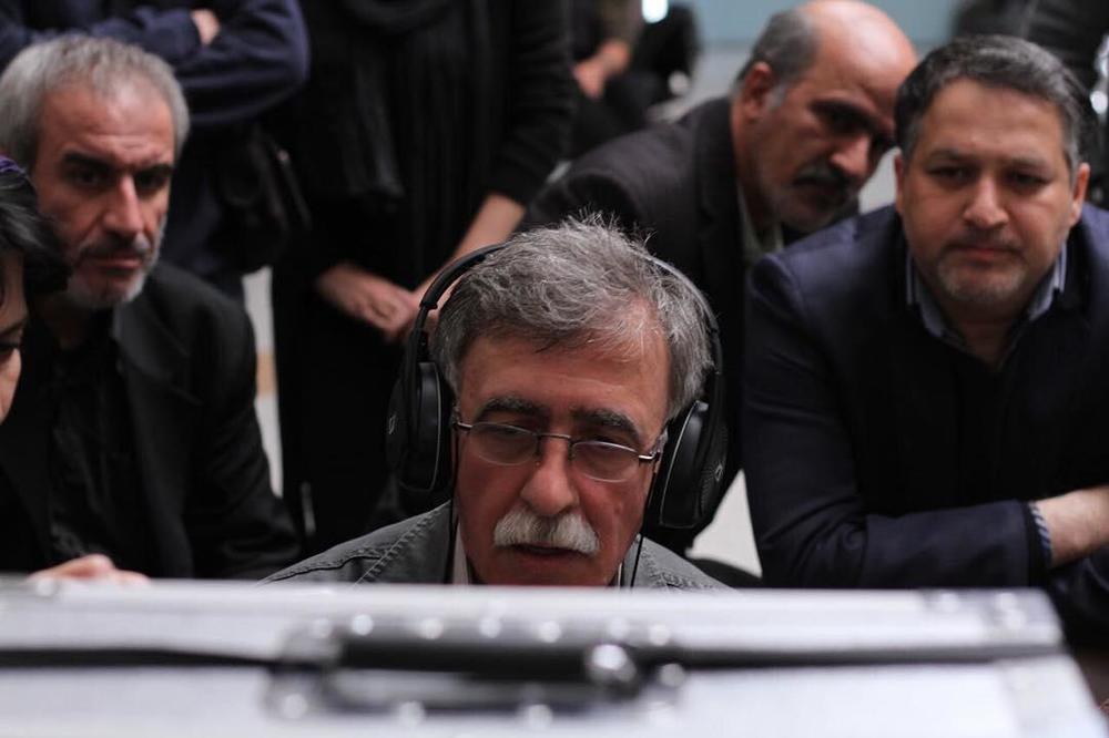 مدیر عامل بنیاد سینمایی فارابی مهمان فیلم «یک روز بخصوص»