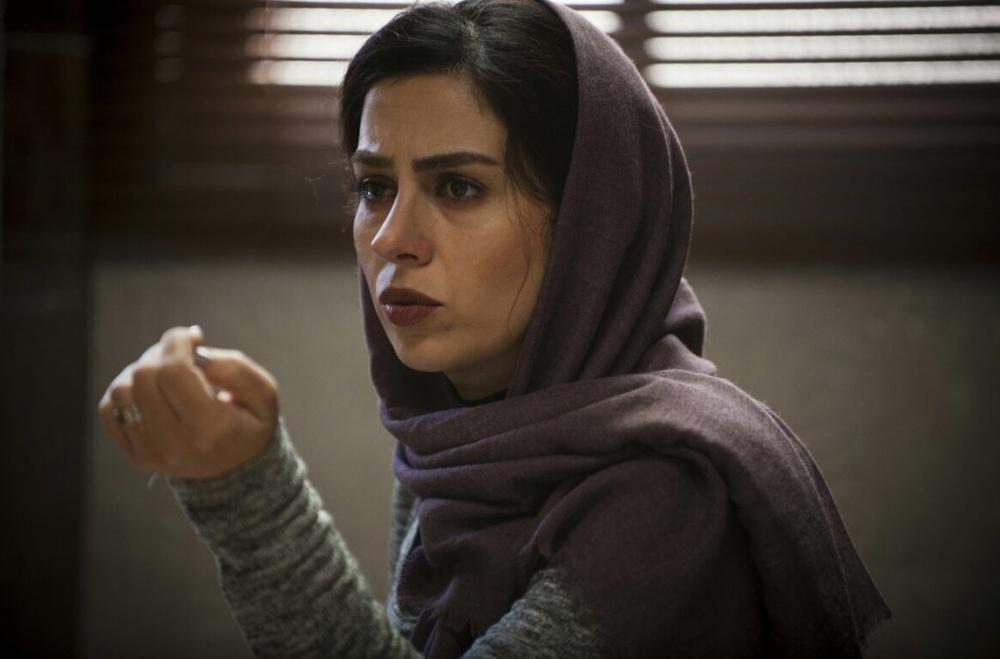 تینا پاکروان در فیلم «سارا و آیدا» ساخته مازیار میری