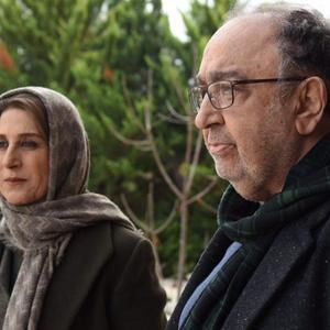 اولین عکس از فیلم «دل دیوانه» با بازی بهمن فرمان آرا و فاطمه معتمدآریا