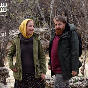 علیرضا معتمدی و ستاره پسیانی در فیلم سینمایی «رضا»