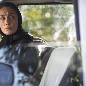 هدیه تهرانی در فیلم سینمایی «روزهای نارنجی»