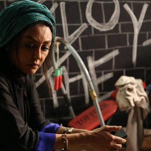 شقایق فراهانی در فیلم «ناکوک»