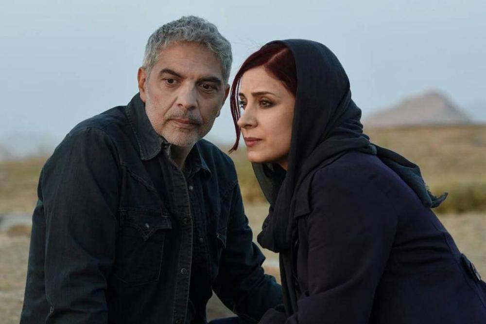 مريم مقدم و مهدی احمدی در فیلم «برگ جان»