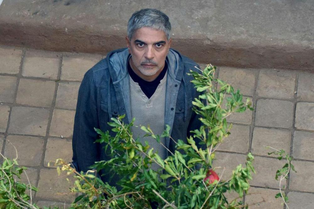 مهدی احمدی در فیلم «برگ جان»