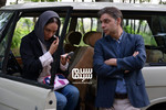 پیمان معادی و مهناز افشار در فیلم سینمایی «ناگهان درخت»