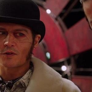 جانی دپ در فیلم سینمایی مراتع لندن (London Fields)