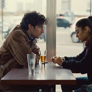 گلشیفته فراهانی و لویی گارل در فیلم سینمایی «دو دوست»