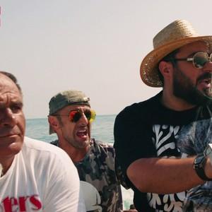 محسن کیایی و امین حیایی در قسمت 22 سریال «ساخت ایران2»