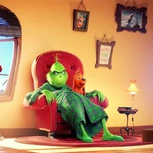 بندیکت کامبربچ در انیمیشن «گرینچ» (The Grinch)