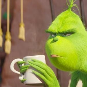 انیمیشن «گرینچ» (The Grinch) با صداپیشگی بندیکت کامبربچ
