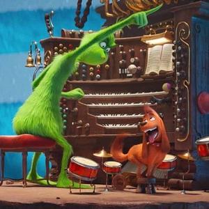 انیمیشن سینمایی «گرینچ» (The Grinch)