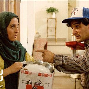 مهدی هاشمی و فاطمه معتمدآریا در فیلم «همسر»