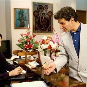 مهدی هاشمی و فاطمه معتمدآریا در فیلم سینمایی «همسر»