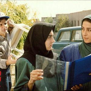مهدی هاشمی، پرستو گلستانی و فاطمه معتمدآریا در فیلم «همسر»