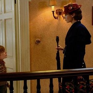 نمایی از فیلم سینمایی بازگشت مری پاپینز (Mary Poppins Returns) با بازی امیلی بلانت