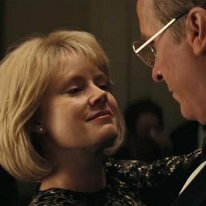 کریستین بل و امی آدامز در نمایی از فیلم سینمایی «معاون» (Vice)