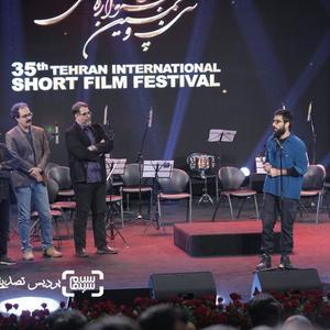 محمد کارت برنده بهترین فیلم از نگاه تماشاگران و بهترین کارگردانی فیلم داستانی برای «بچه خور» از جشنواره فیلم کوتاه تهران