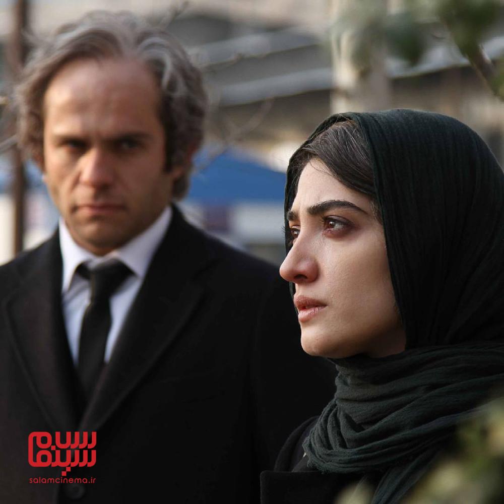 مینا ساداتی در فیلم «تنها در چند دقیقه سکوت»