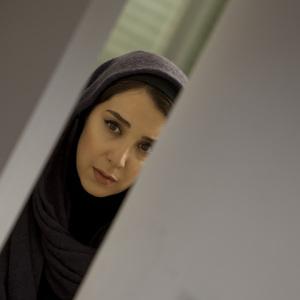 سحر جعفری جوزانی در فیلم «پشت دیوار سکوت»
