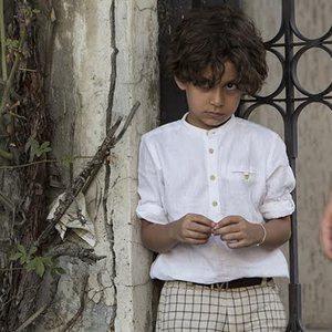 امیرکیان نجفزاده در فیلم شکاف