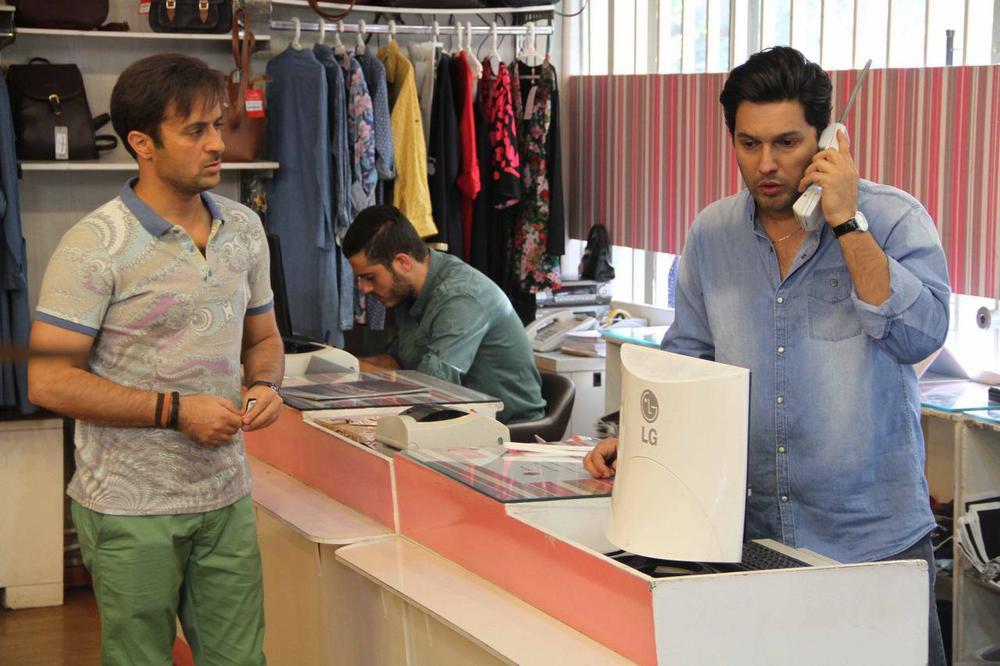 فیلم «هفت ماهگی» با بازی حامد بهداد و احمد مهران فر